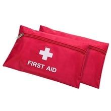 Мини водонепроницаемый портативный открытый аптечка EVA сумка для экстренного лечения в путешествиях и дома