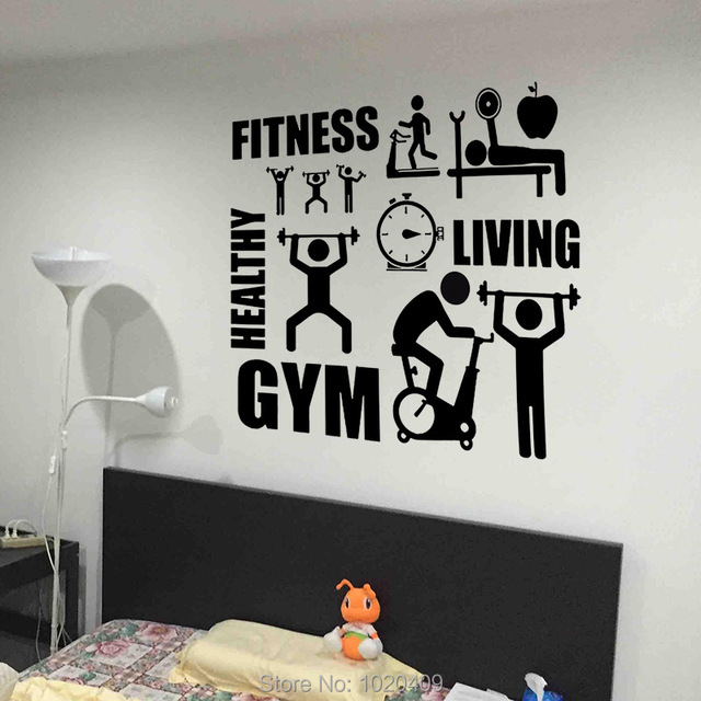 Buy exclusive direct wall sticker home - Scritte decorative ...