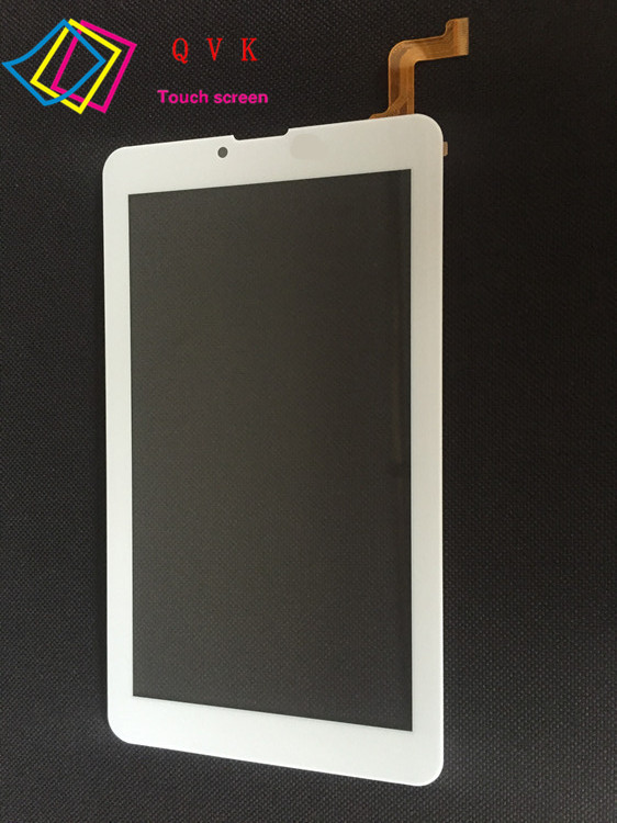 Black 7 Inch For Digma HIT 4G HT7074ML Tablet Pc Capacitive Touch Screen Glass XC-PG0700-133-A0-FPC