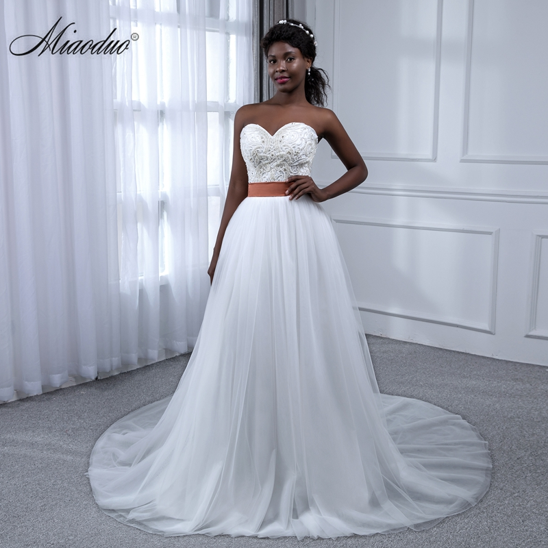Wedding Gowns With Sashes