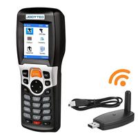 2.4G Wireless Barcode Scanner and Collector Portable Data Collector Terminal Inventory Device USB Barcode Scanner 1D 2D PDT
