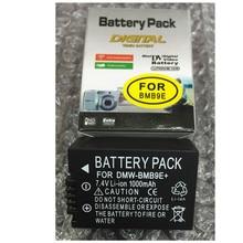 DMW-BMB9E DMW BMB9E lithium batteries BMB9 Digital camera battery BMB9E For Panasonic LUMIX DMC FZ40 FZ45 FZ100 FZ47 DMC-FZ60