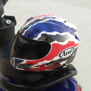 Free shipping motorcycle helmet full helmet ARAI helmet Motorcycle Full Face Helmet ECE blue ,Capacete