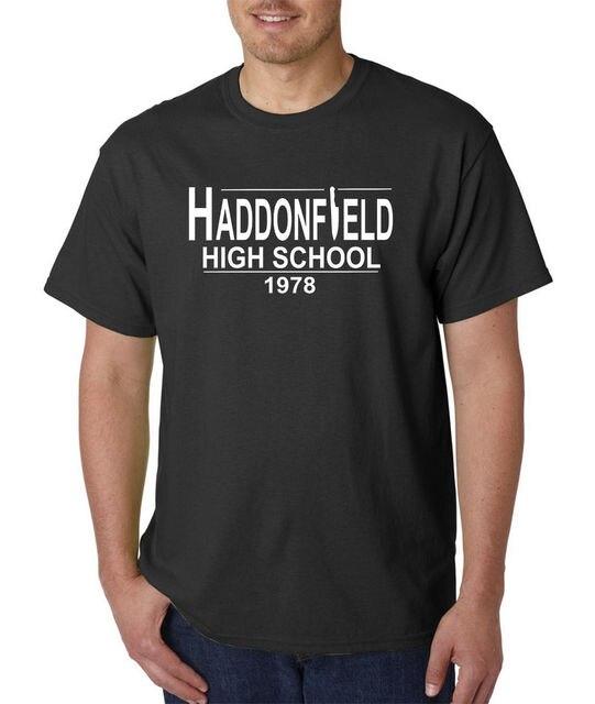 Haddonfield High School 1978 T Shirt HALLOWEEN Michael