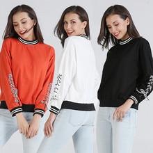 new women autumn winter patchwork tops blouse student school college loose