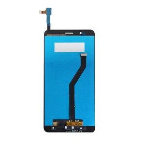 Image 3 - עבור ZTE Z מקס Z982 LCD תצוגת מסך מגע Digitizer עצרת ערכת תיקון