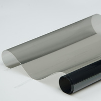 100% SUNICE 50x300cm Schwarz Auto Fenster Tönung 50% VLT für Auto Seite Glas Farbton Selbst adhesive nano Keramik Film in Auto Fenster Folien-in Fensterfolien aus Kraftfahrzeuge und Motorräder bei