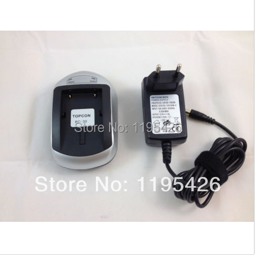 NEW TOPCON  BC-30 Charger, FOR TOPCON BT65Q BT-65Q battery Charger