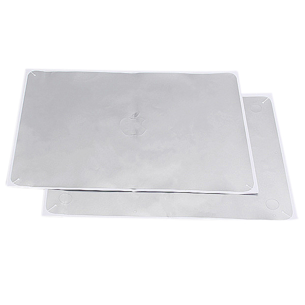 New Body Lid Bottom Protector Sticker Skin Cover For 13.3 Macbook Pro Retina