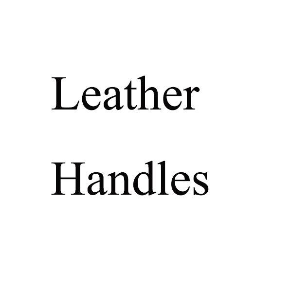 Leather Handles M/L Payment