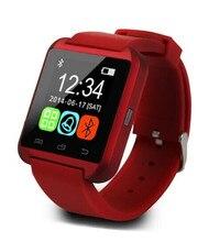 5 teile/los Bluetooth Smart Uhr U8 Smartwatch U Uhr Für iOS iPhone Samsung Sony Huawei Android Handys auch haben GT08 DZ09