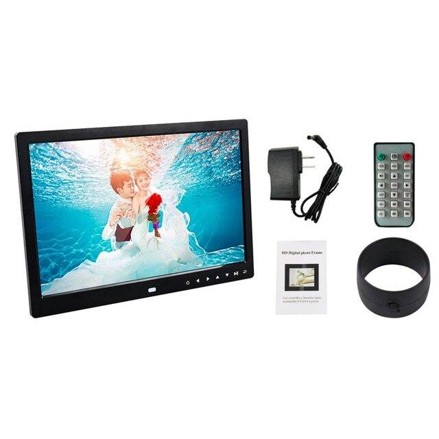 Multi functional 13 Inch 1280*800 HD LED Digital Photo Frame High ...