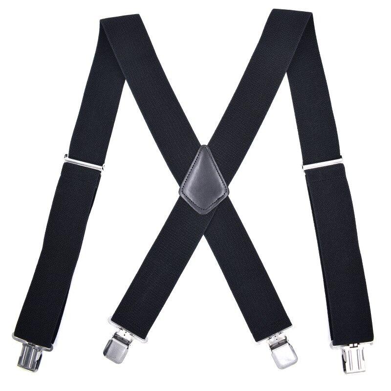 Muške vešalice Nove 4 kopče narukvice elastični podesivi - Pribor za odjeću