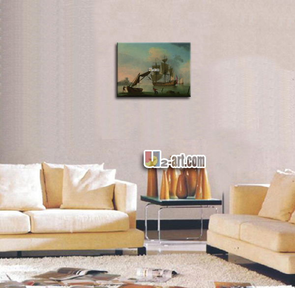 Backing from long journey canvas prints high quality wall painting for friends gift custom size available