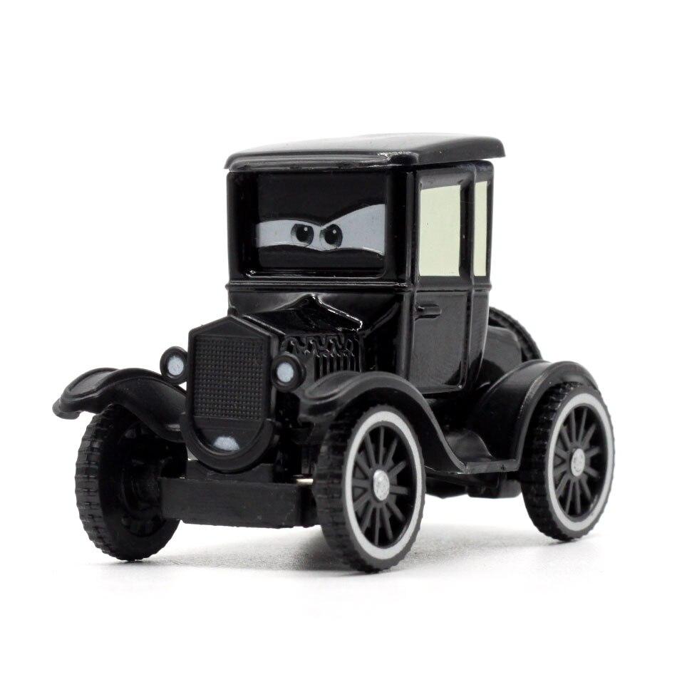 Disney Pixar Cars 3 21 стиль для детей Джексон шторм Высокое качество автомобиль подарок на день рождения сплав автомобиля игрушки модели персонажей из мультфильмов рождественские подарки - Цвет: 12