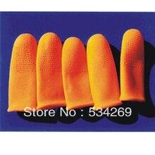 Orange Slip Anti- Static Curling Finger