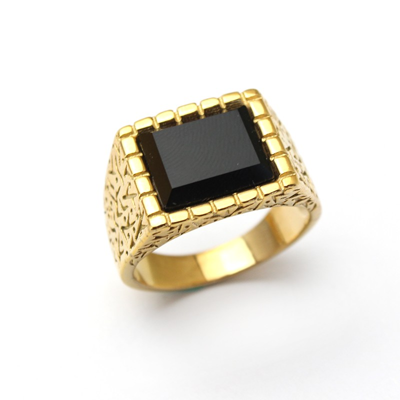 2 Design High Quality 24 Gold Plated Stainless Steel Blue Black