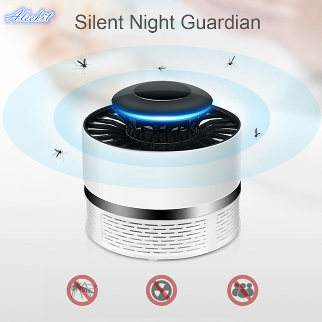 USB Electric Photocatalyst Mosquito killer lamp Mosquito Repellent Bug Insect light Electronic Pest Control UV Light Trap Lamp