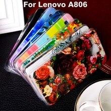 Phone Case For Lenovo A806 Case A8 A808T 5.0 inch A808 Cover For Lenovo Lenovo A8 A806 Soft TPU Plastic Bag Shell Housing