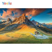 Yeele Landscape Mountains Scenery Countryside Draw Photography Backdrops Personalized Photographic Backgrounds For Photo Studio