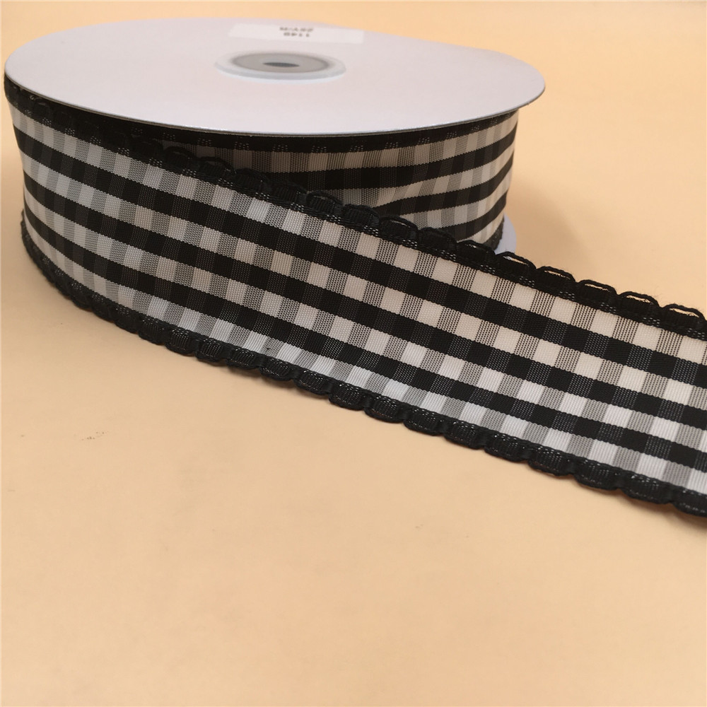6mm x 20m Grosgrain Ribbon-White Wedding Sewing Card Cake Craft