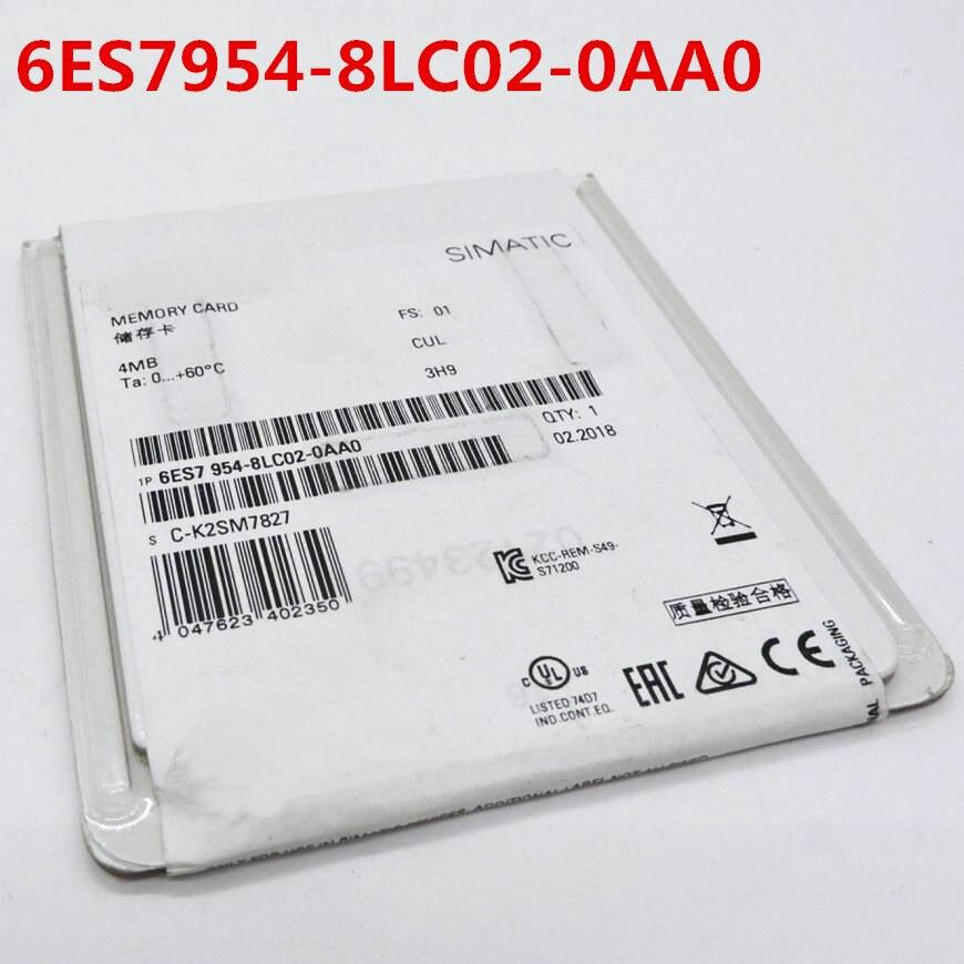 100 Originla New 2 years warranty 6ES7954 8LC02 0AA0 MCC 4 MB 6ES7954 8LCO2 OAAO
