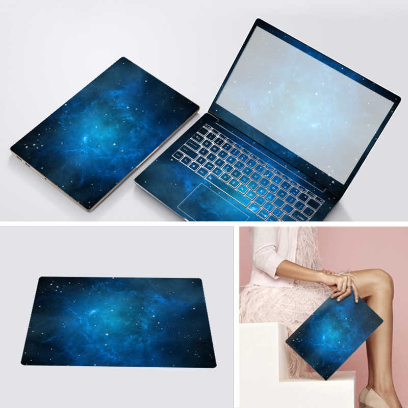 3 Sides Laptop Skin Notebook Stickers For Xiaomi Lenovo Dell Asus Hp 14 15 6 Inch Computer Decal Laptop Sticker Protector Case Aliexpress