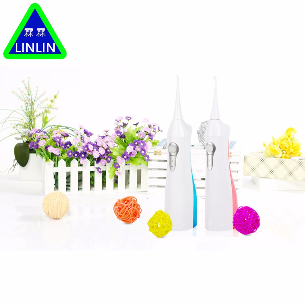 LINLIN Oral Irrigator Portable Rechargeable Dental Flosser Portable Water Floss with Rotatable Jet Pick Travel Teeth Cleaning portable oral irrigator electric travel jet pick cleaning dental water flosser teeth cleaner dental gum care
