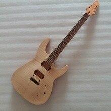 Незавершенная Гитара шеи и тела для PRS замена 22 лада палисандр гриф
