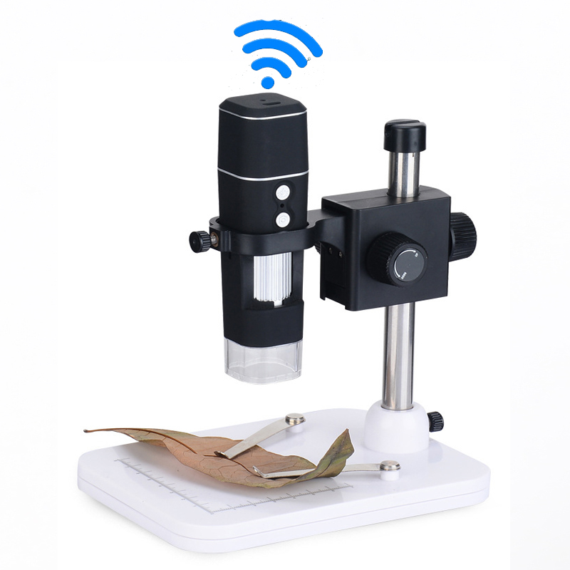 500X HD WIFI Digital Microscope For IOS/Android Support Zoom Camera Magnifier Digital Video Microscope цены
