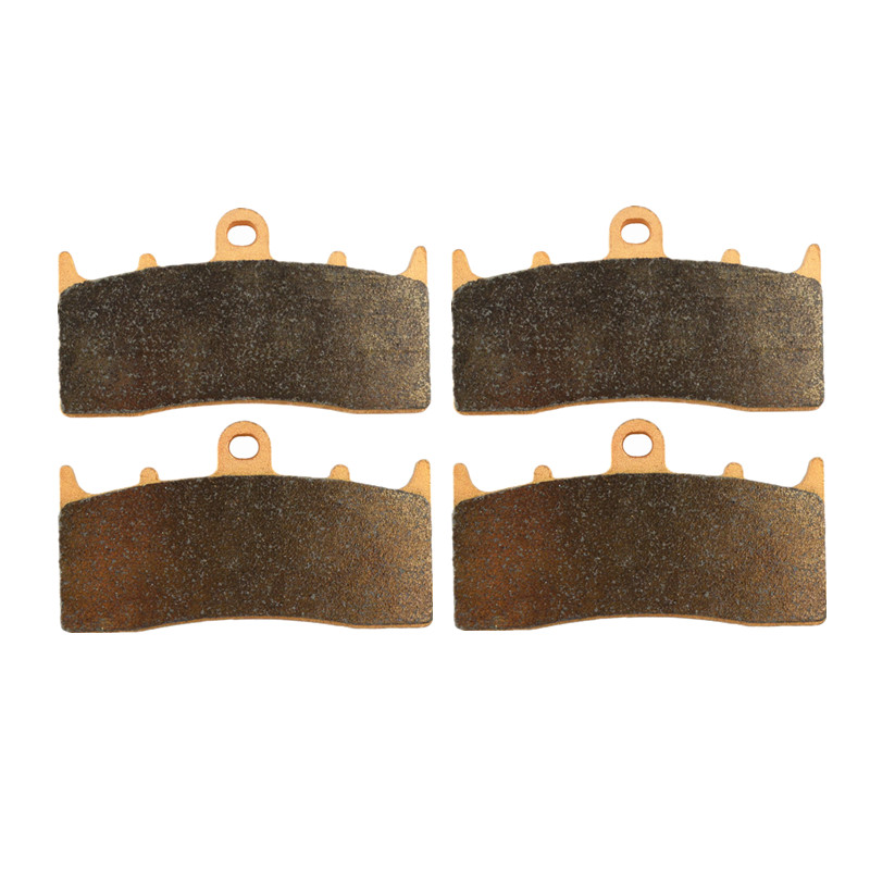 Motorcycle Parts Front Brake Pads Kit For BMW R1150GS R1150 R 1150 GS (Adventure) 2003-2006 Copper Based Sintered motorcycle semi metal sintered 4pcs front rear motorcycle brake pads for yamaha ttr250 tt r250 1999 2006 2000 2001