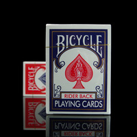 Original Bicycle Poker 1 Pcs Blue Or Red Bicycle Magic Regular Playing Cards Rider Back Standard