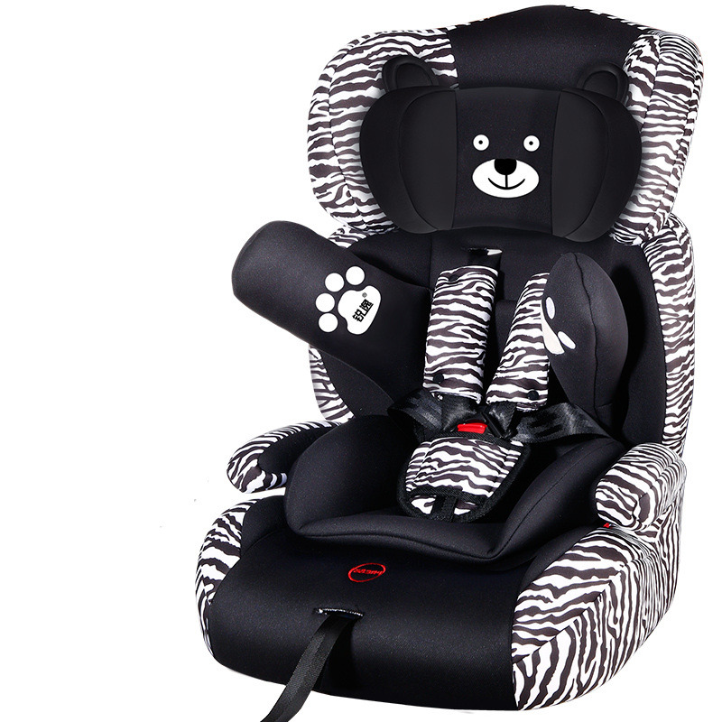 lovely bear baby carseat child car seat safety auto chair for 9 36kg kids