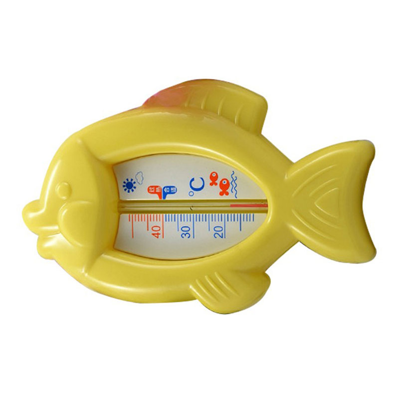 Baby Water Thermometers 2017 New Plastic Floating Fish Water ...
