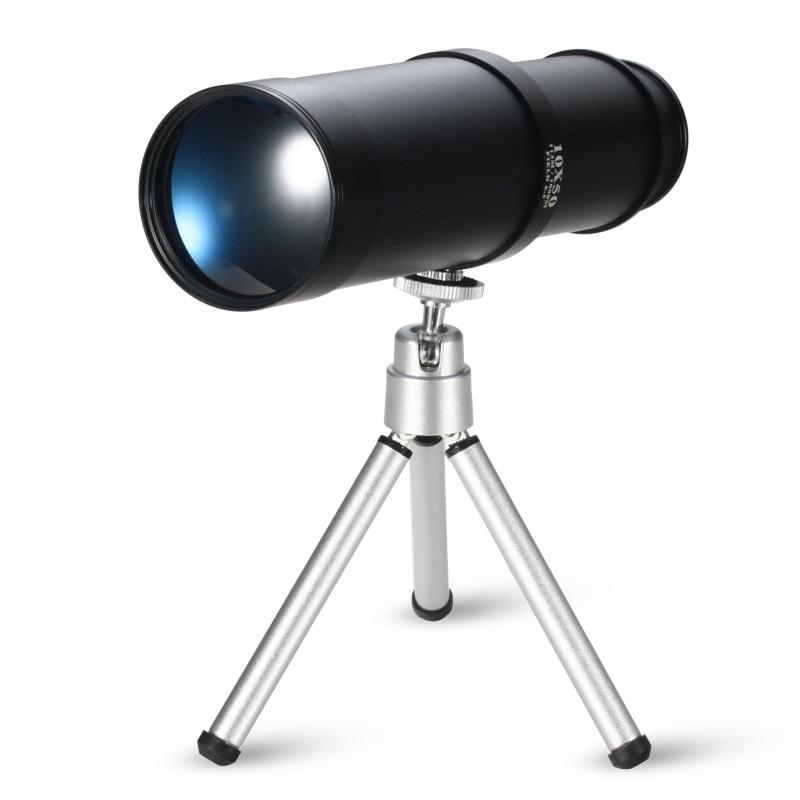 10X50 visoke ločljivosti za opazovanje ptic daljnogled nov - Kampiranje in pohodništvo