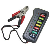 Car 12V Battery Analyzer Digital Tester Ancel BST100 Alternator Automotive Checker 12 V