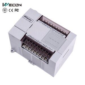 Wecon 24 точки Plc логический контроллер для завода и автоматической розничной автоматизации (LX3VP-1212MT-D)