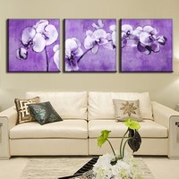 Diy Diamond Painting Purple Butterfly Floral Square Full 3D Cross Stitch Picture Rhinestone Diamond Embroidery BK