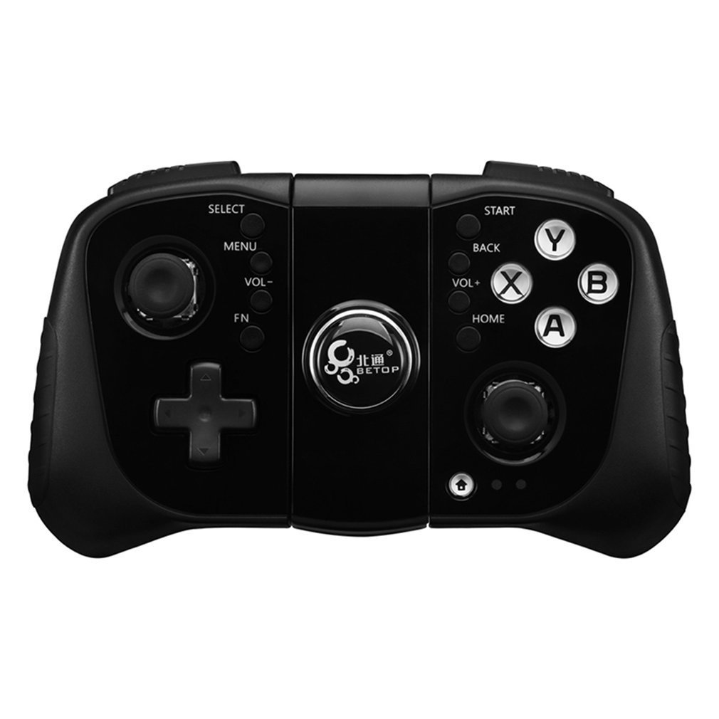 BETOP AX1 USB Bluetooth Double Vibration Wireless Gamepad Joypad Games Controller Handle Games For PC For PS3 For Android 4pcs 2 50mm black office chair swivel rubber casters industrial universal brake wheels