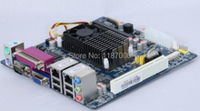 Motherboard for WALLY-D525P ITX mini HTPC Support WIFI well tested working