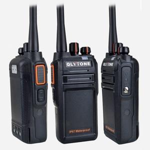 Image 5 - 防水トランシーバー 18 ワットの高出力プロポータブルラジオ局 LYT 980 400 から 520/400 520mhz トランシーバ
