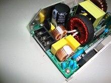 Queenway pfc 48 В/8.3A 400 Вт Hi-Fi Цифровой Усилитель коммутации Питание Габаритные Размеры 127 мм * 82 мм * 38 мм
