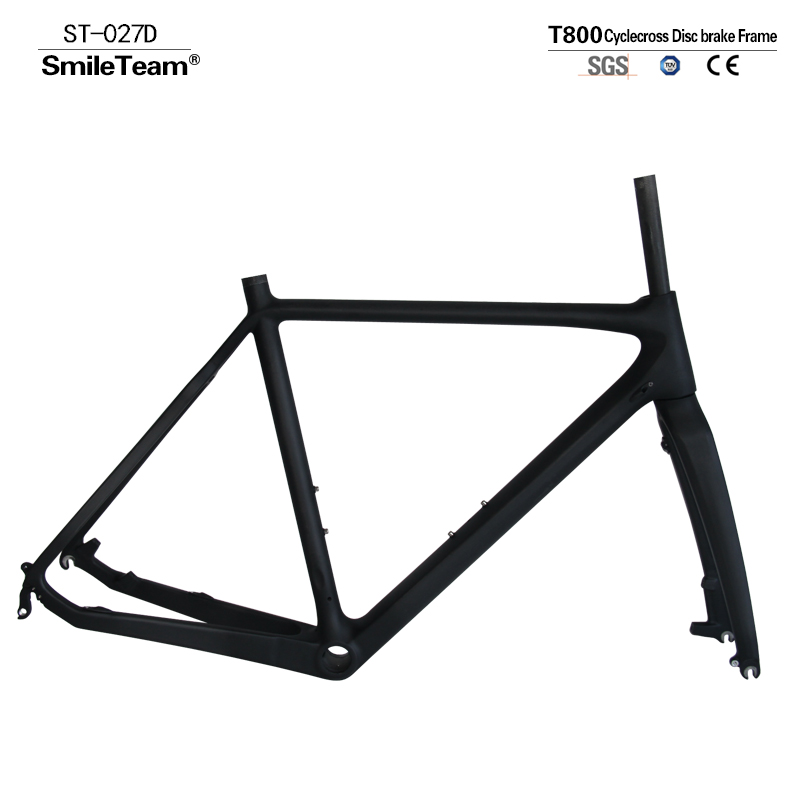Smileteam 2017 New Full Carbon Road Bike Cyclocross Frame 700C Disc Brake Road Cyclocross Bicycle Frames +Fork+headset BSA/BB30 amy winehouse lioness – hidden treasures cd