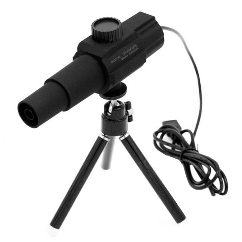 W110 Digital Smart USB 2MP Microscope Camera Telescope with Movement Detection Spot Monitor Photographing Videotaping