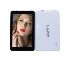 Glavey 1GB/16GB 7 inch HDMI  AllWinner A20 tablets Android 4.2 Dure Core single cameras 2MP Bluetooth Wifi 1024*600 tablet pc