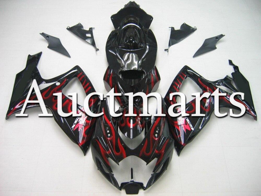 Fit for Suzuki GSX-R 750 2006 2007 ABS Plastic motorcycle Fairing Kit Bodywork GSXR750 06 07 GSXR 750 GSX R750 CB71