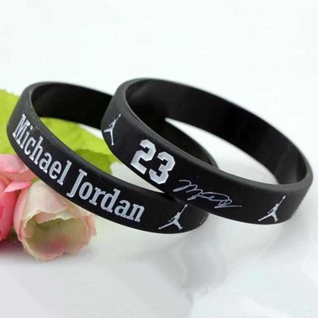 1pc Michael Sport Silicone...