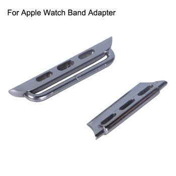 aliexpress com buy 2015 new design convenient metal watch band convenient metal watch band adapter exclusively designed for apple watch 38mm 42mm sport edition from reliable watch men of honor suppliers on asap