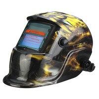 New Solar Auto Darkening Welding Helmet Tig Mask Grinding Welder Mask Phenix