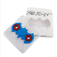 Buy 10 get 1 free EDC Fidget Toys Hand Spinner Fidget Spinner Acrylic Plastic Fidgets Toys Gyro Toys With Retail Box